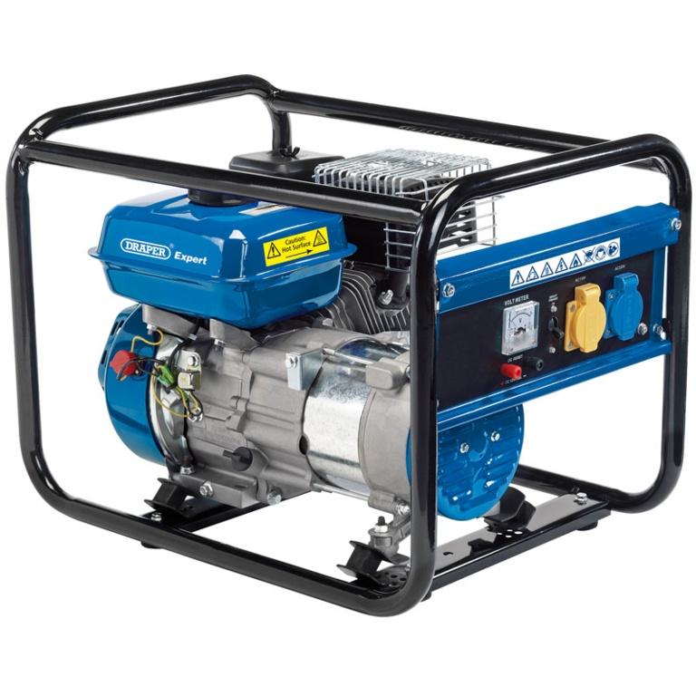 Draper Petrol Generator - 2.0kw