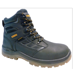DeWalt Hudson Black Safety Boots