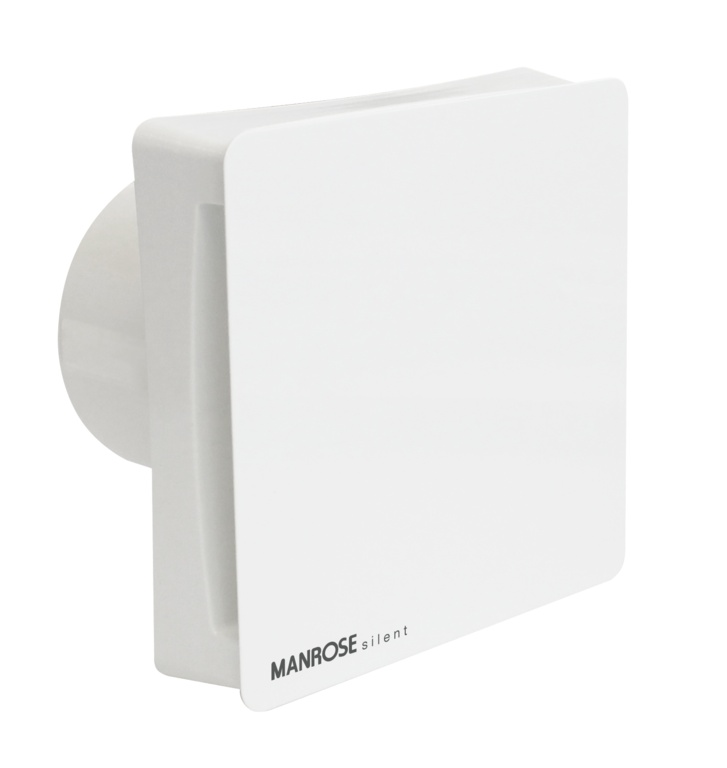 Manrose Silent Fan Conceal Timer