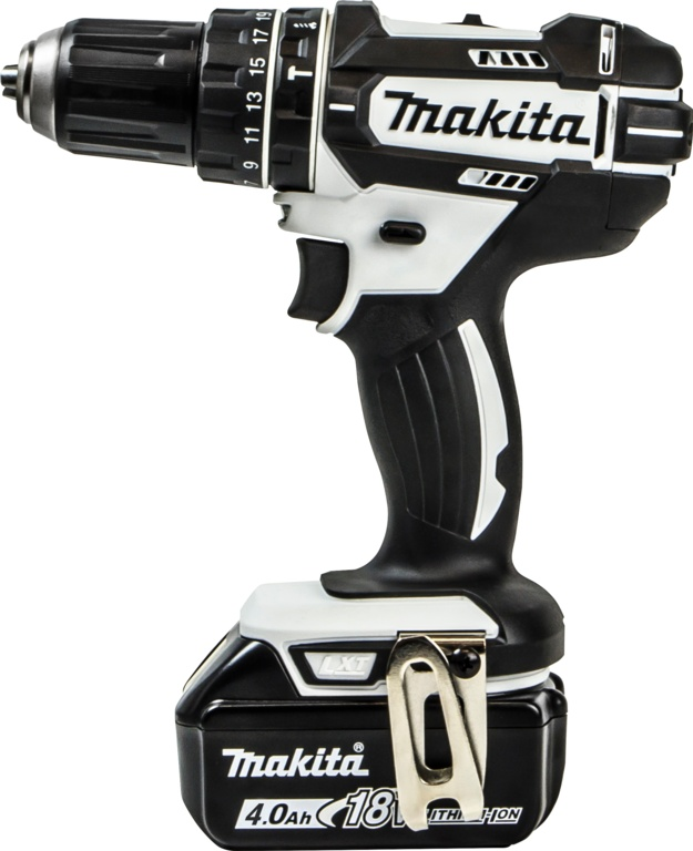 Makita 18V LXT Combi Drill with 1 x 4Ah Battery