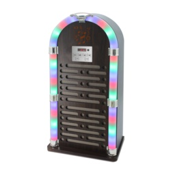 Itek Bluetooth Jukebox With FM Radio