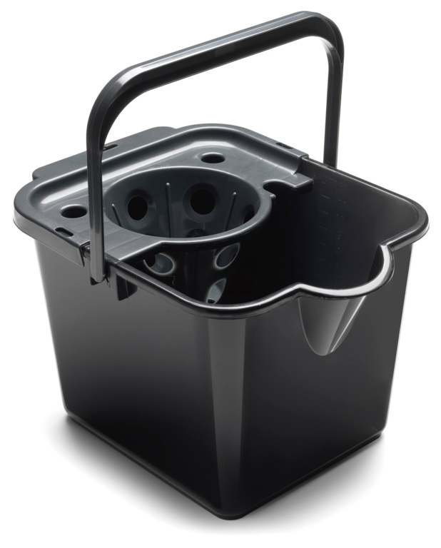Addis Mop Bucket & Wringer - Black