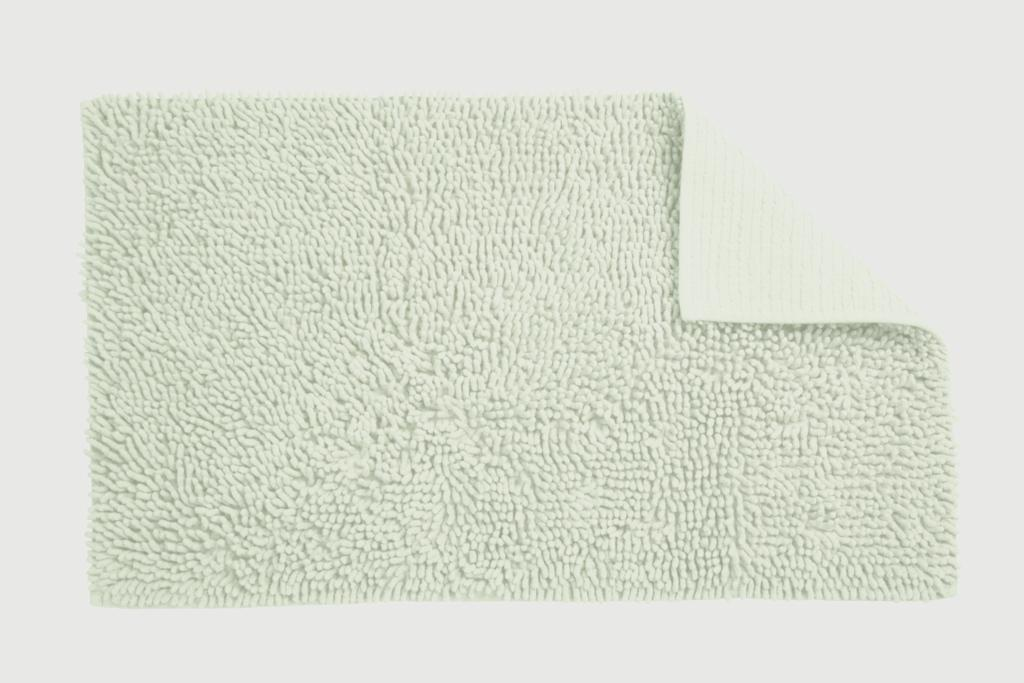 Croydex Cream Cotton Bathroom Mat - Textile Bath Mats/Cream