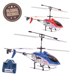 Global Gizmos Indestructable Remote Control Helicopter