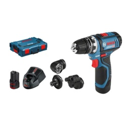 Bosch Brushless Drill Driver Kit