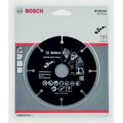 Bosch Carbide Multi Wheel