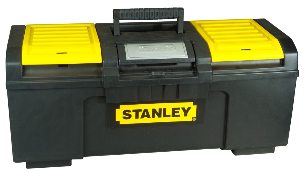 Stanley One Touch Tool Box - 19
