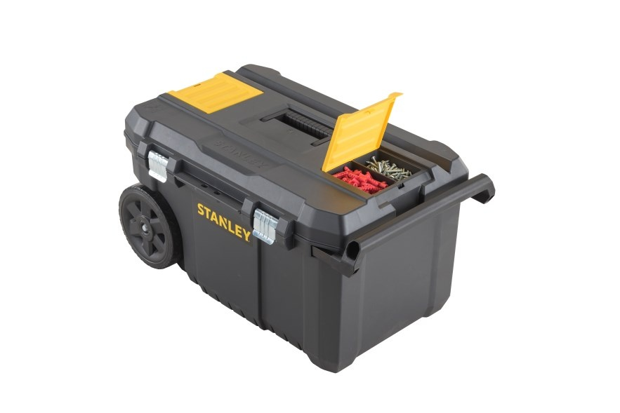 Stanley Essential Rolling Tool Chest - 50L