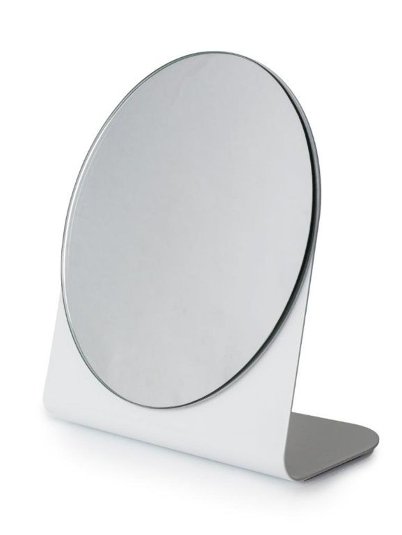 Blue Canyon Vanity Mirror Small - White