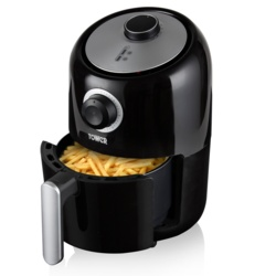 Tower Compact Black Air Fryer