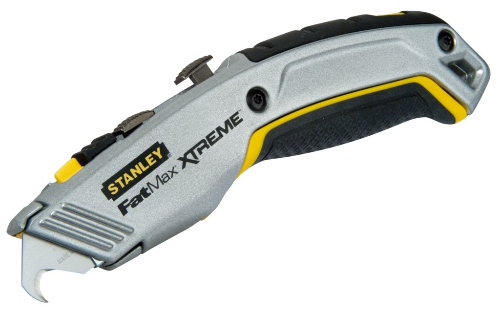 Stanley Fatmax Xtreme Twin Retractable Blade Knife