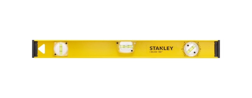 Stanley Pro-180 Spirit Level I Beam - 600mm