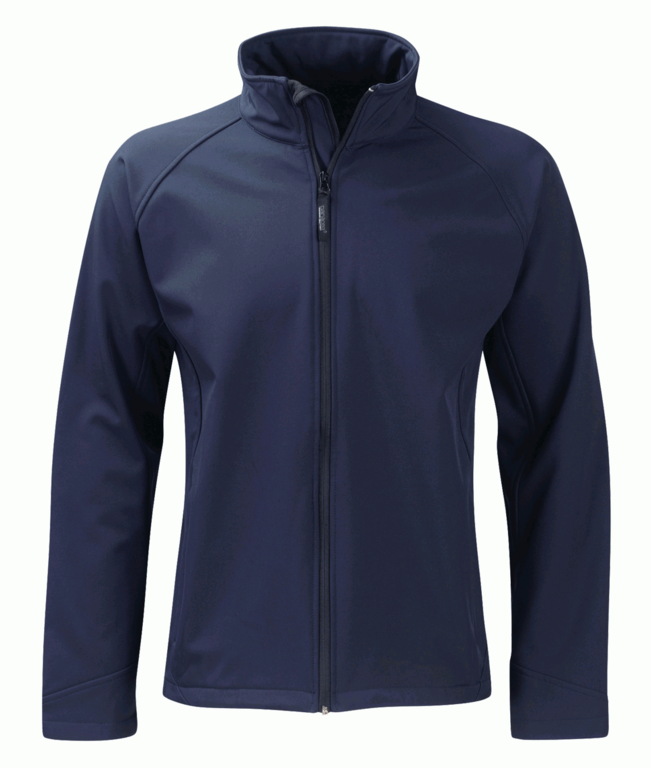 Orbit Panacea Mens Soft Shell 2 Layer Jacket Navy - Large