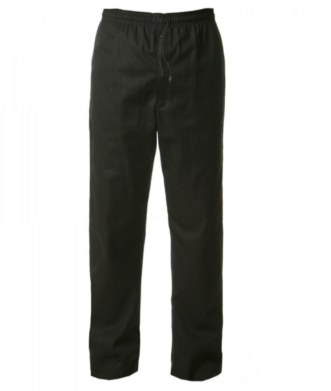 Orbit Fusion Unisex Chefs Trousers Black - Small
