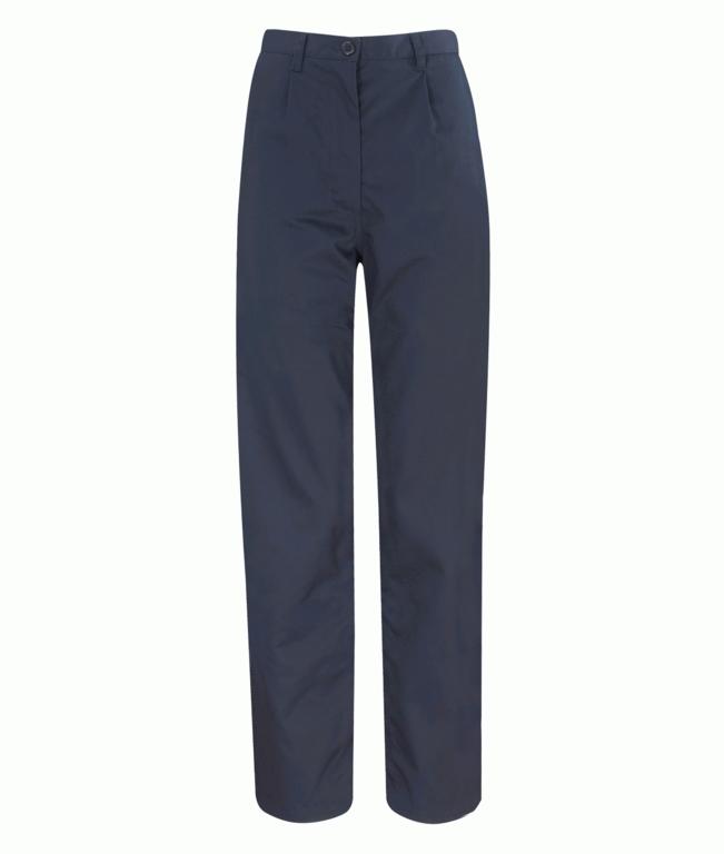 Orbit Ladies Trouser Navy Regular - Size 8