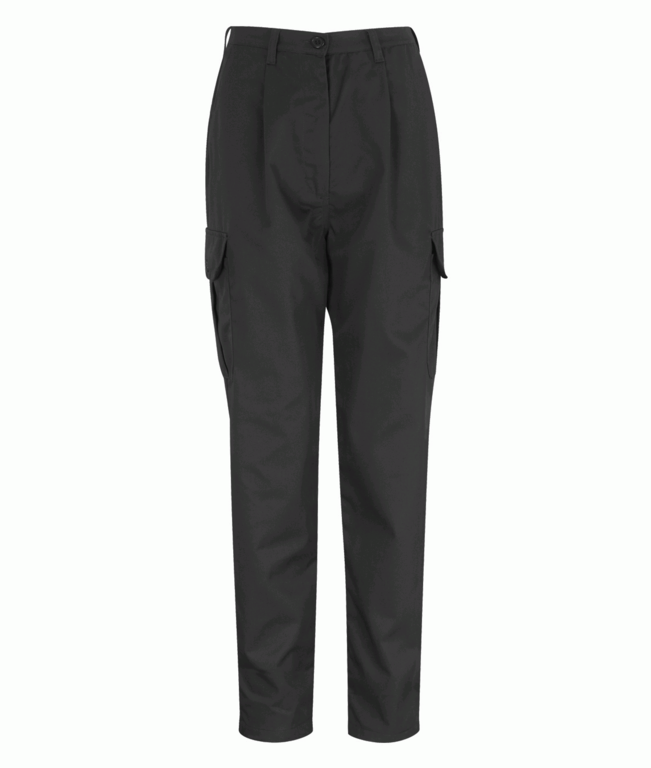 Orbit Ladies Trouser Black Regular - Size 20