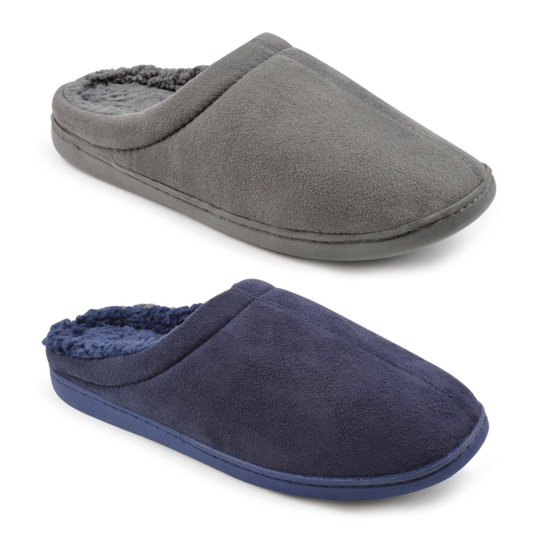 Laltex Mens Memory Foam Slipper
