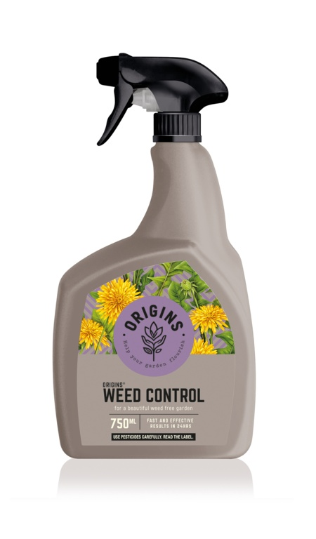Origins Weed Control RTU - 750ml