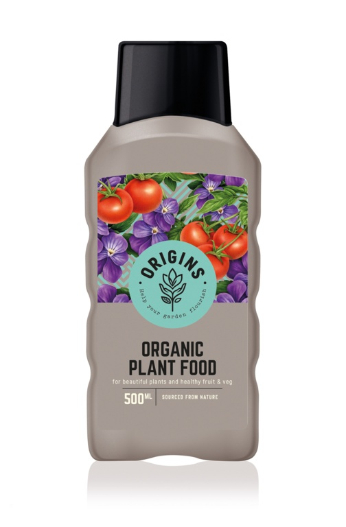 Origins Organic Plant Food Liquid - 500ml