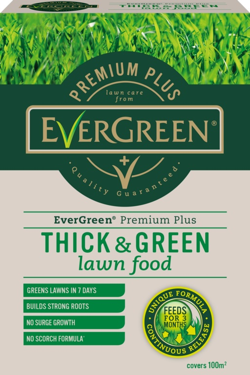Miracle-Gro Evergreen Premium Plus Lawn Food - 400m2