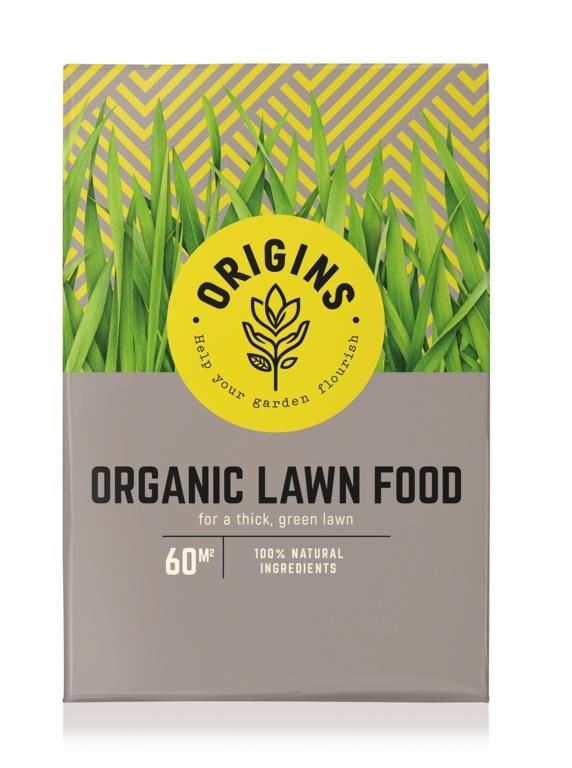 Origins Lawn Food - 60sqm