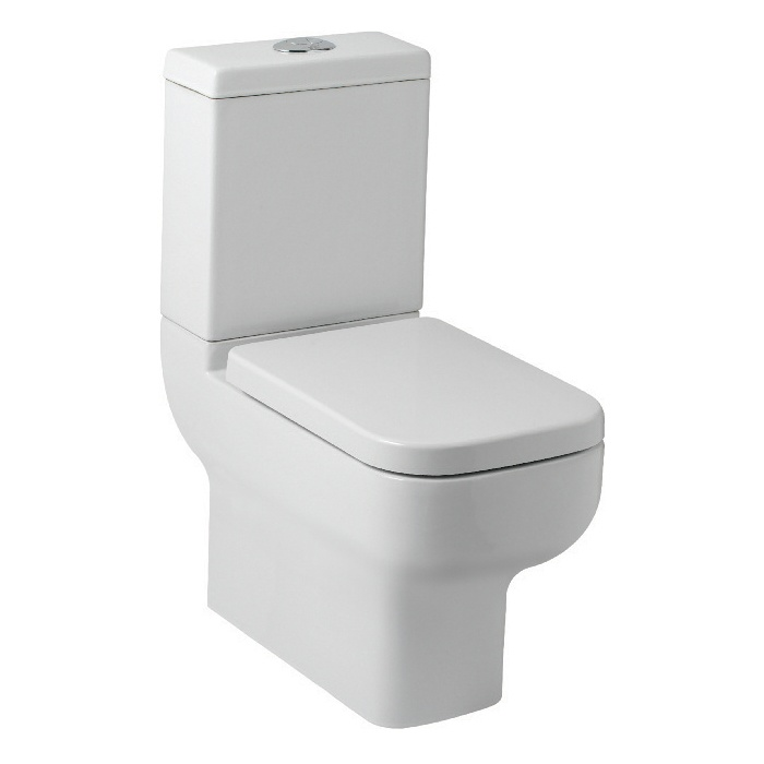 Kvit Options 600 WC Pan - White