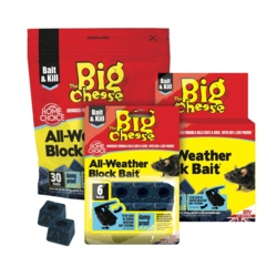 The Big Cheese All Weather Block Bait 30x10g