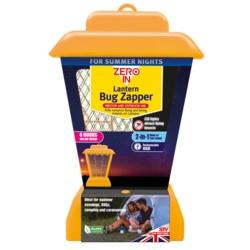 The Buzz Bug Zapper Lantern
