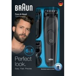 Braun Styling 3020 6 in1 Grooming Set