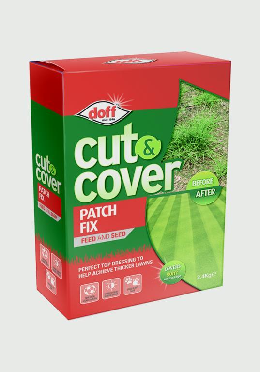 Doff Cut & Cover Patch Fix - 2.4kg