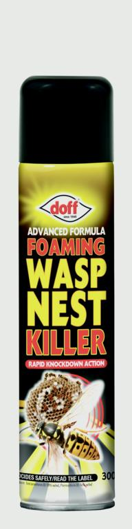 Doff Foaming Wasp Nest Killer - 300ml