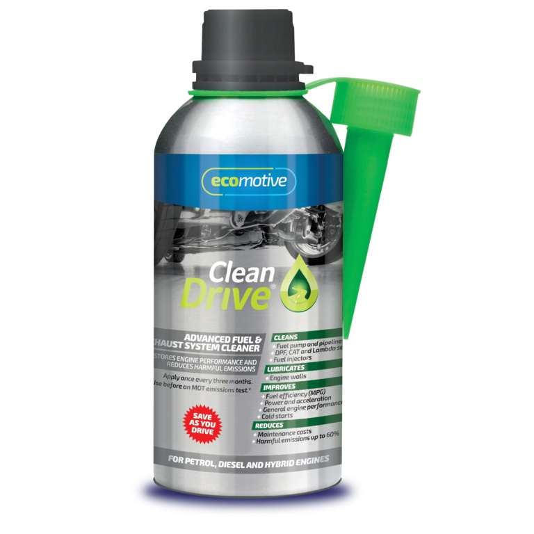 Ecomotive Clean Drive - 475ml