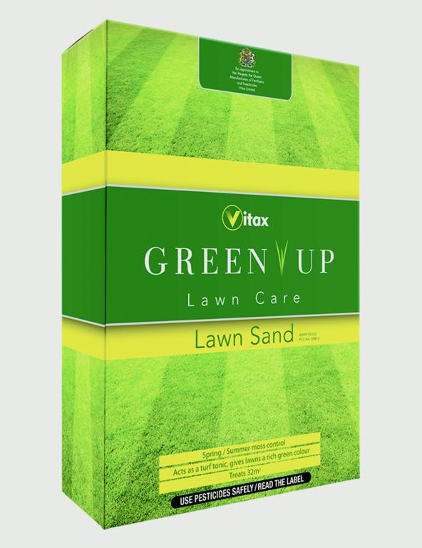 Vitax Green Up Lawn Sand - 250sqm Bag