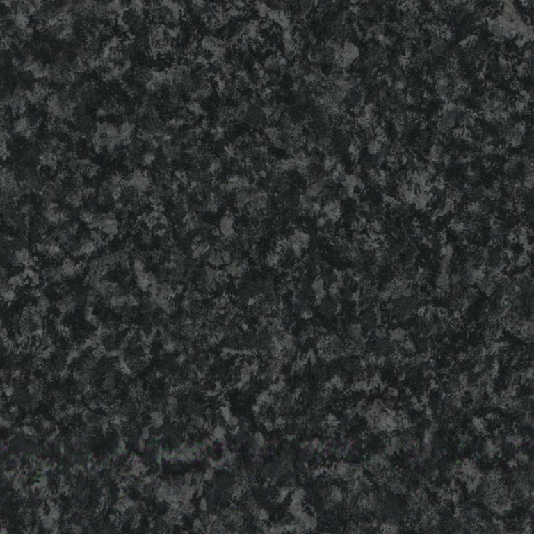 Wilsonart Upstand 3m x 12mm - Black Granite