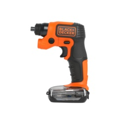 Black   Decker Li-ion Screwdriver