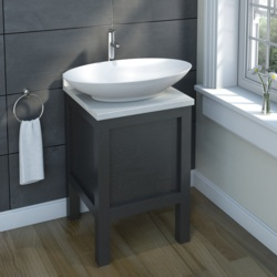 SP Oval Counter Top Basin