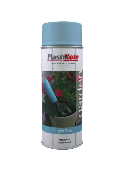 PlastiKote Garden Colour 400ml - Light Blue