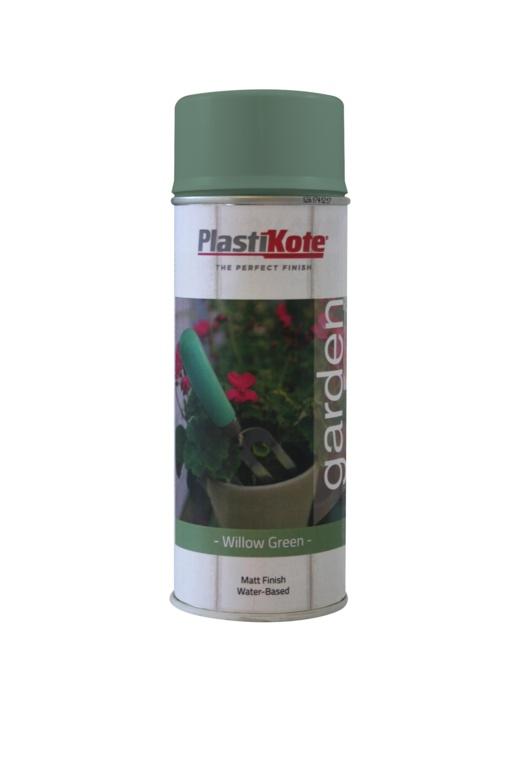 PlastiKote Garden Colour 400ml - Willow Green