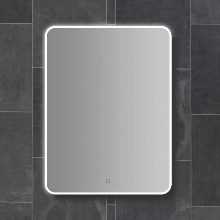 SP Hudson LED Touch Control Mirror - 500mm