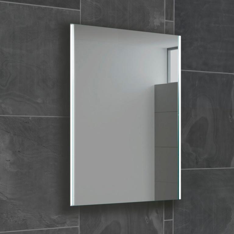 SP Garbo Mirror With Edge Lighting - 700mm