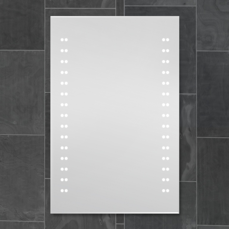 SP Clayburgh Battery Operated LED Mirror - 700mm