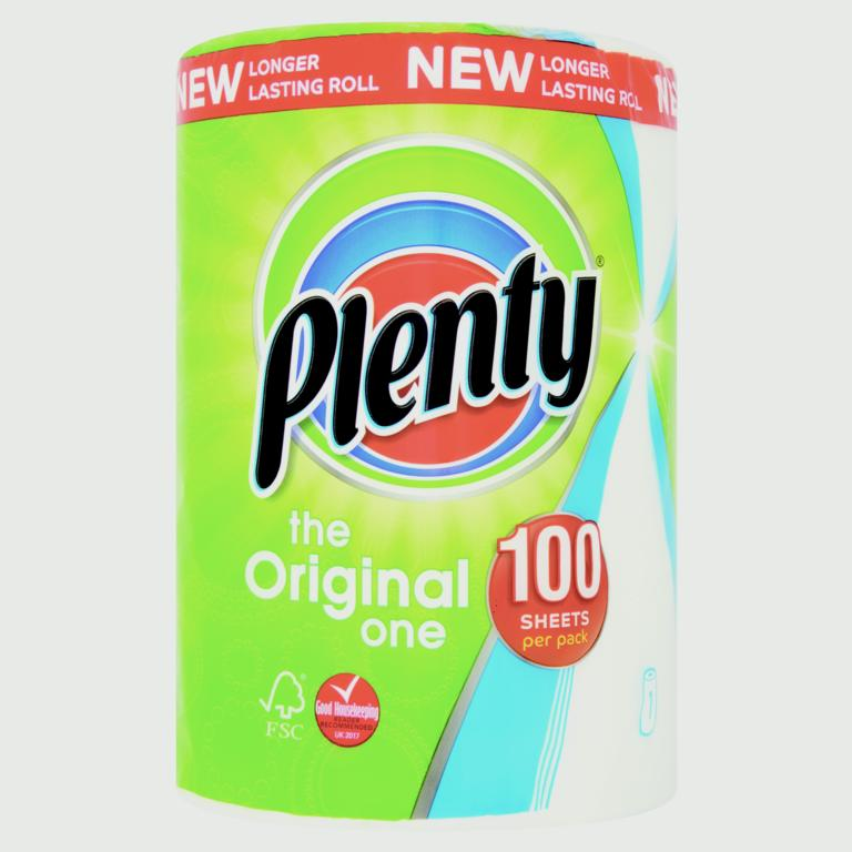 Plenty The Original One - 100 Sheet