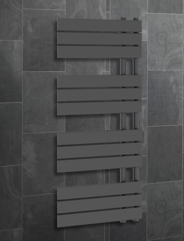 SP Lomond Designer Radiator Anthracite - 500mm x 1200mm