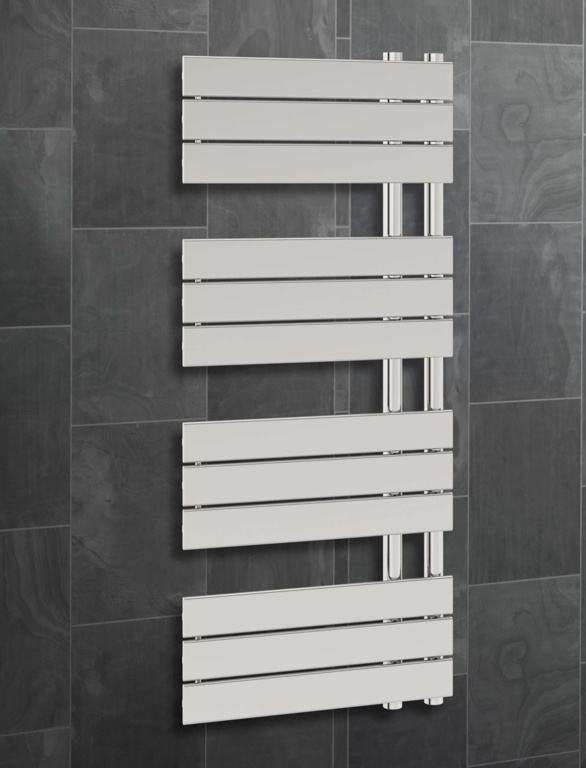 SP Lomond Designer Radiator Chrome - 500mm x 1200mm