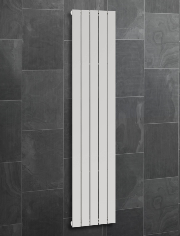 SP Ashford Designer Radiator Chrome - 376mm x 1800mm