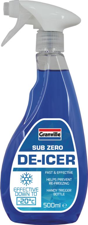Granville Chemicals Trigger De-Icer - 500ml
