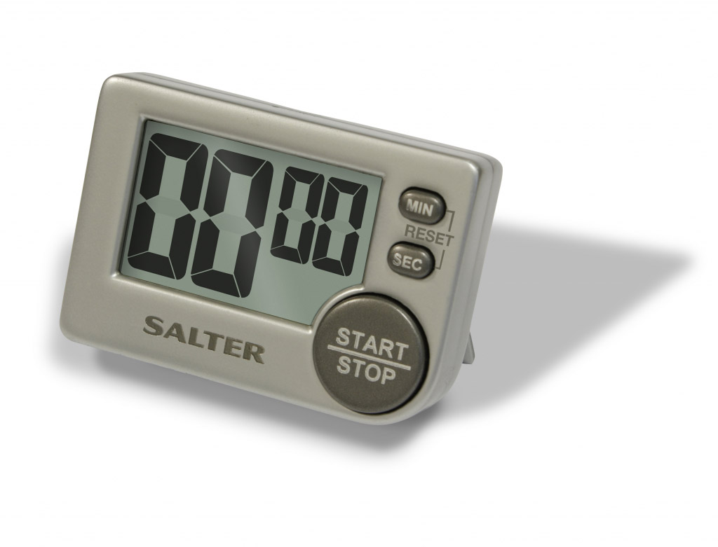 Salter Large Button Electronic Timer