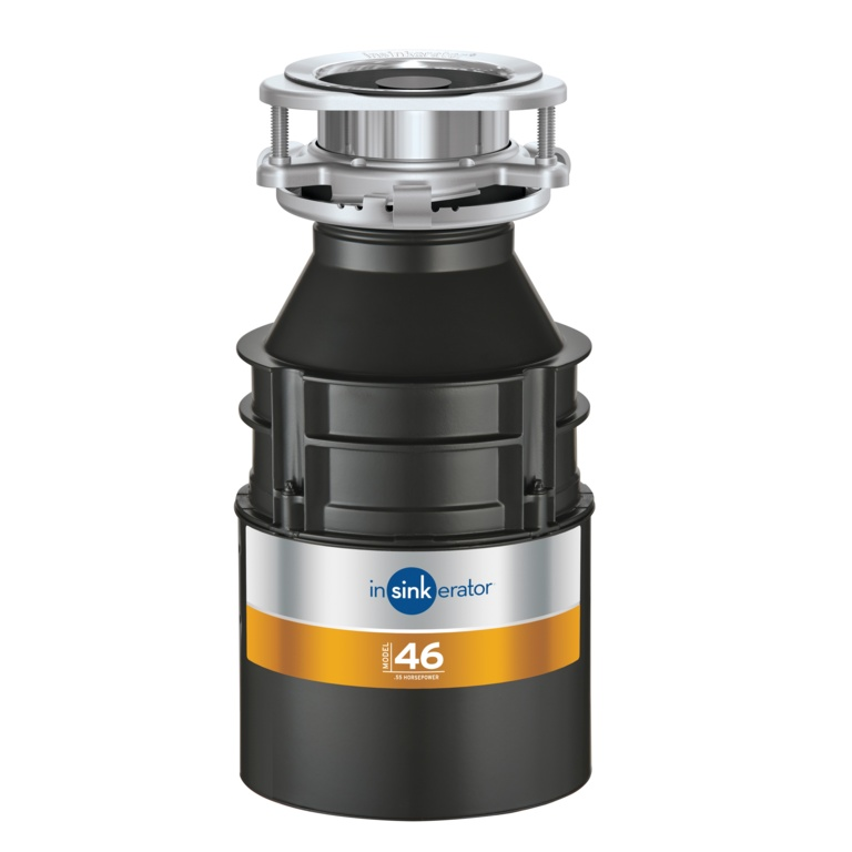Insinkerator Food Waste Disposer With Air Switch - Model 46