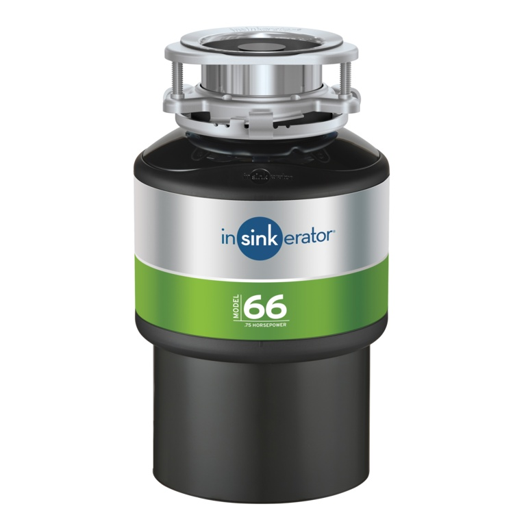 Insinkerator Food Waste Disposer With Air Switch - Model 66