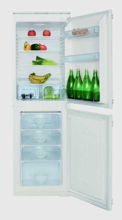 Kitchenplus Built In Combi Fridge Freezer - 600mm